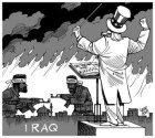 sectarian cartoon