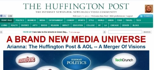 Syria Censorship at AOL-Huffington Post?