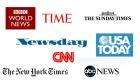 All media Logos