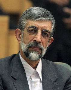 Majlis Deputy Dr. Gholam-Ali Haddad-Adel