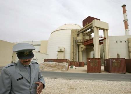 Iran's nuclear plant at Bushehr